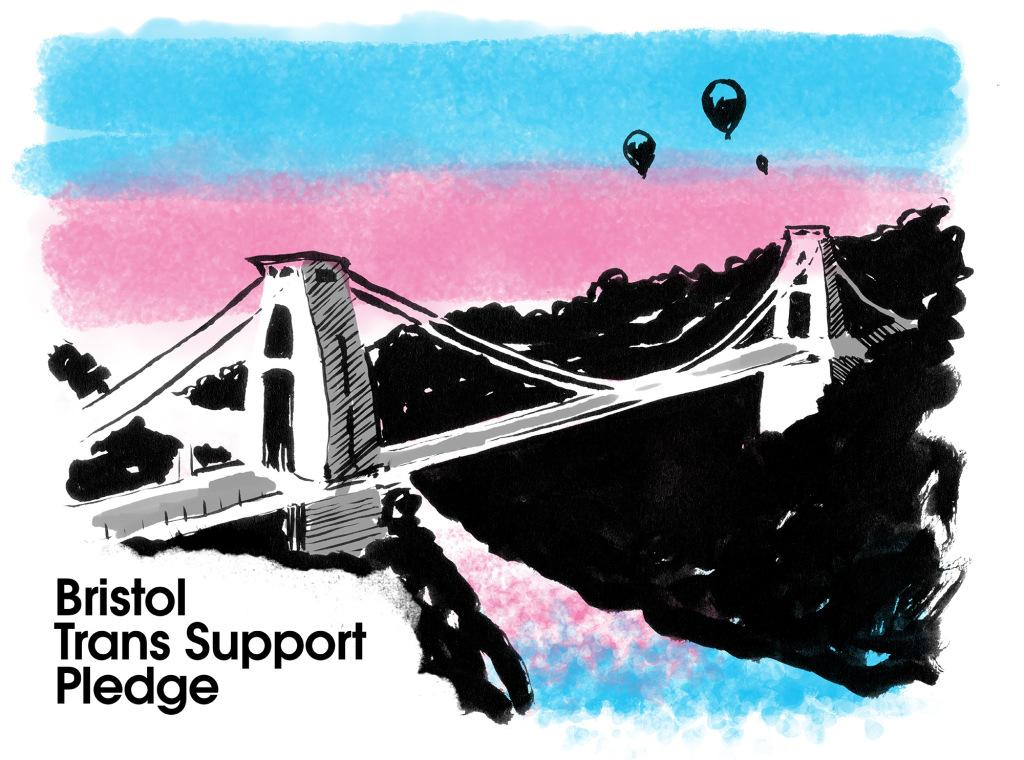 Bristol Trans Support Pledge
