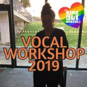 Vocal Workshop - Sunday 10 November 2019