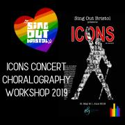 Choralography Workshop - 28 April 2019